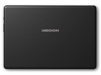 MEDION E10711 Tablet Rückansicht