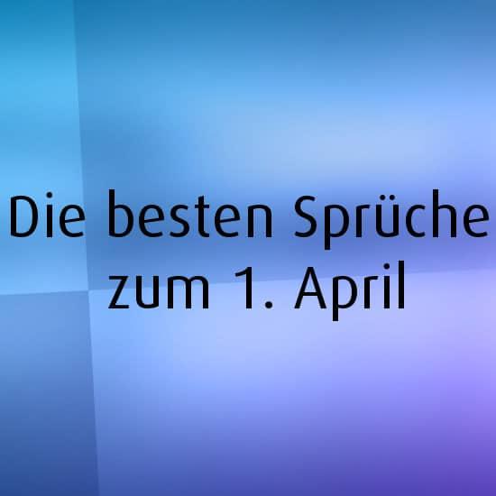 April, April: Die besten Aprilscherze und Sprüche für WhatsApp am