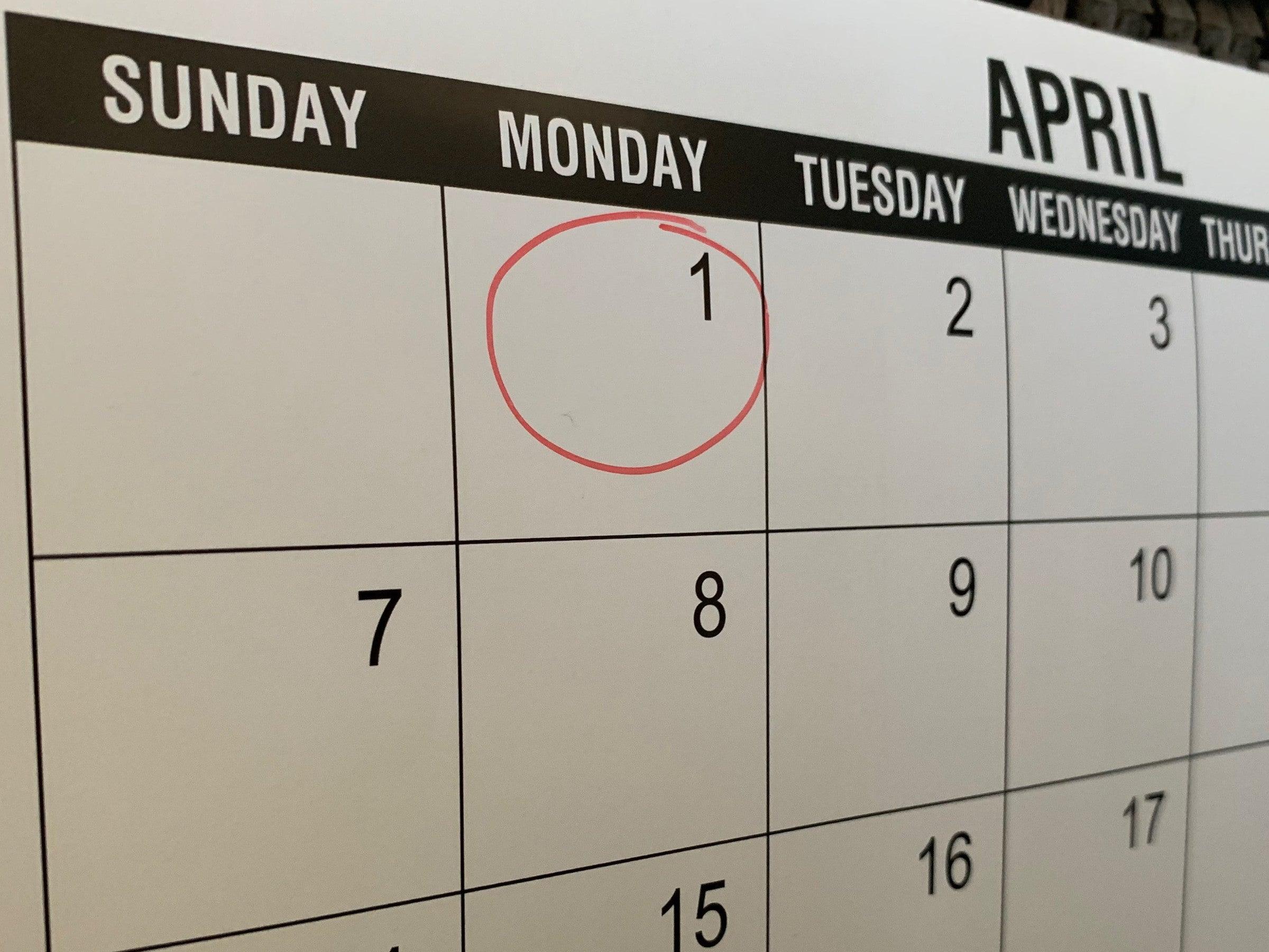 Der 1. April ein Tag für lustige Sprüche und Witze