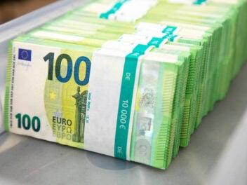 E-Euro statt Bargeld? So ist der Stand der Dinge