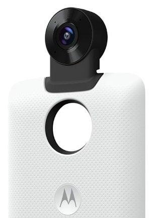 360 Grad Kamera Moto Mod