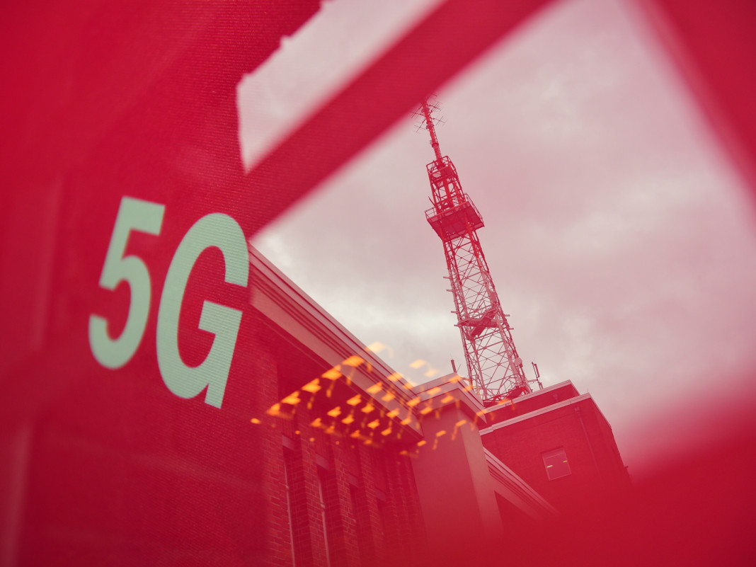 5G Antenne in Berlin
