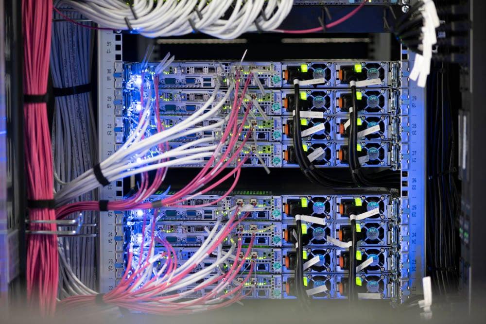 5G Standalone-Server