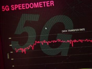 Ein Speedtest im 5G-Netz bringt 2 Gbit/s
