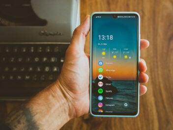 Das Smartphone ist für 9 von 10 Nutzern aus ihrem Leben nicht mehr wegzudenken