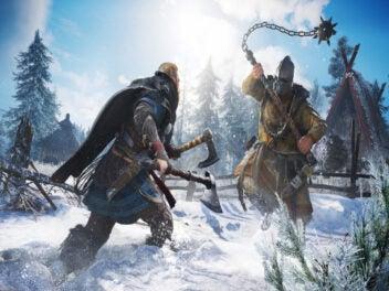 """""""Assassins Creed: Valhalla"""" Wikinger kämpfen"""