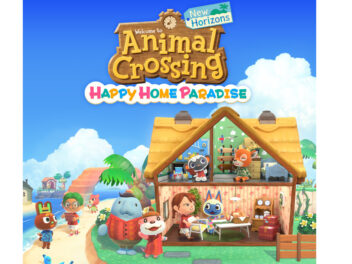 """Animal Crossing: New Horizons"" Erweiterung Happy Home Paradise"
