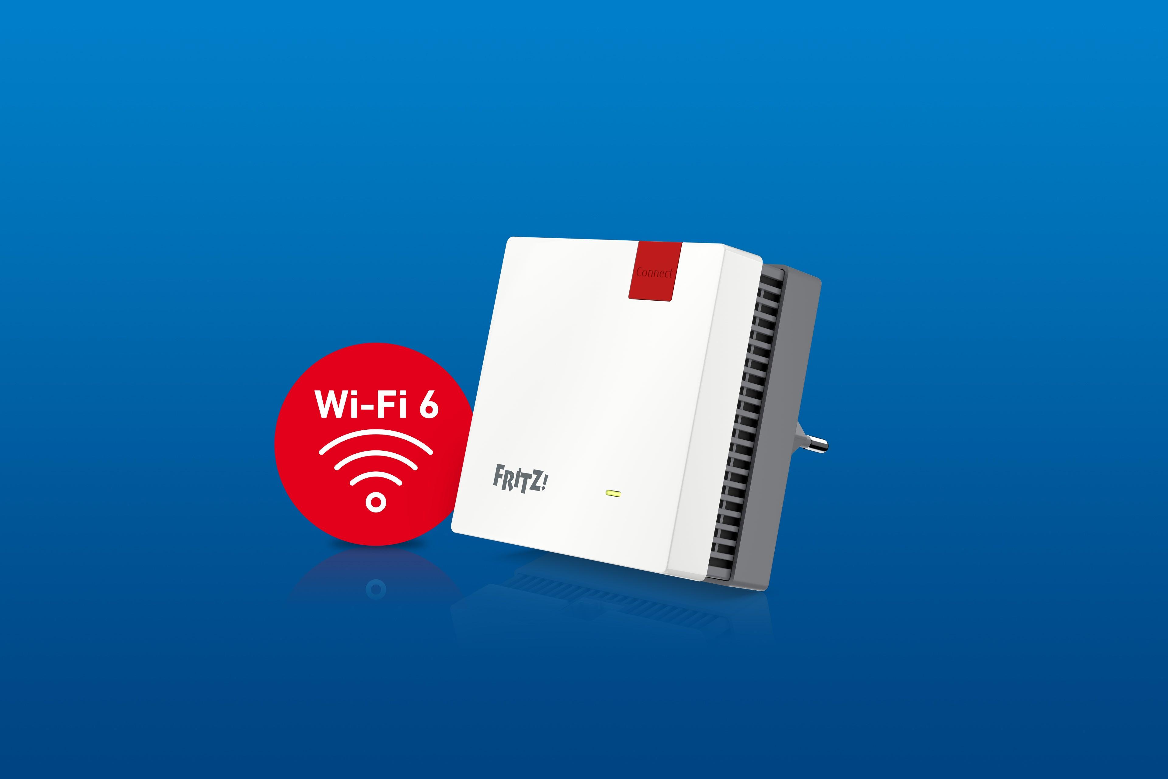 AVM Fritzbox Neuer, schneller WLAN Repeater vorgestellt