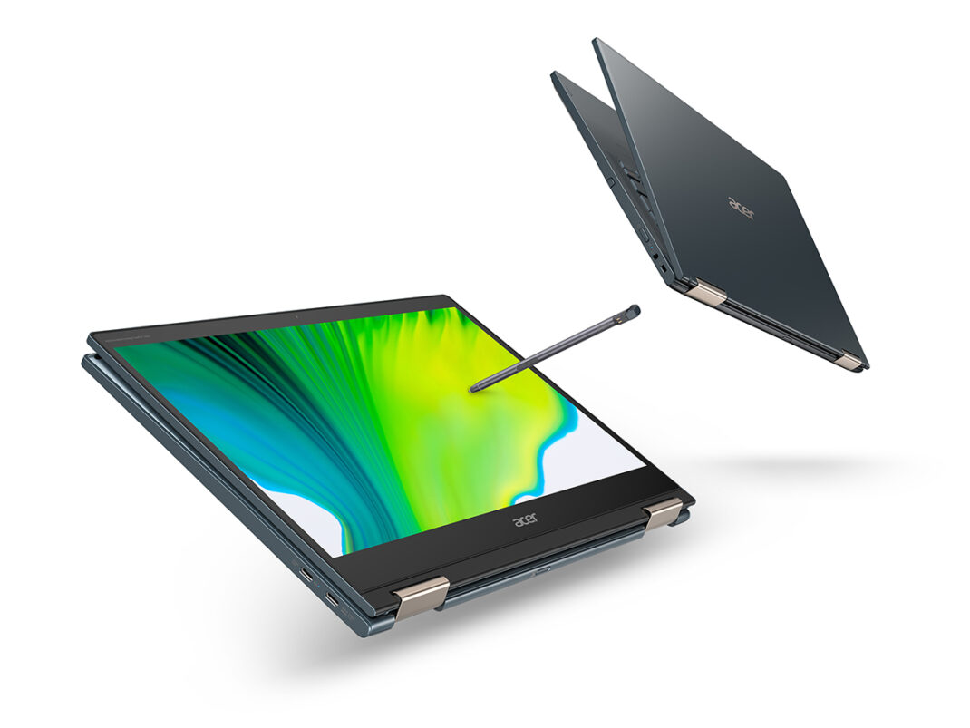 5G Notebook Acer Spin 7