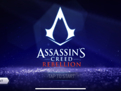 Das Titelbild von Assassin's Creed Rebellion