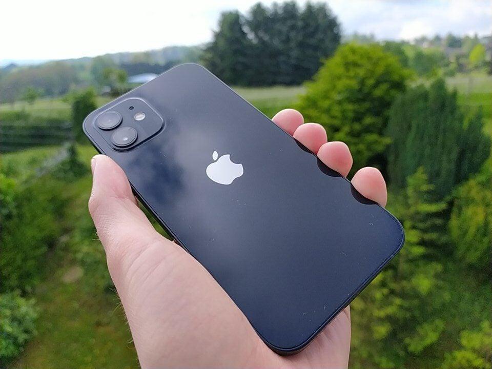 Back Market Testkauf - das iPhone kam ohne Gebrauchsspuren