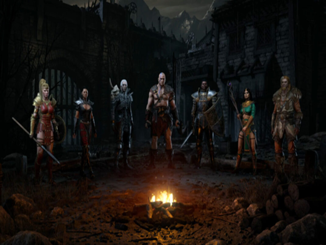Diablo II: Resurrected Klassen