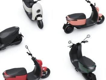 E-Roller von Unu
