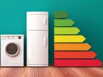 Elektrogeräte erhalten neue Energie-Effizienz-Labels, auch Energielabel genannt