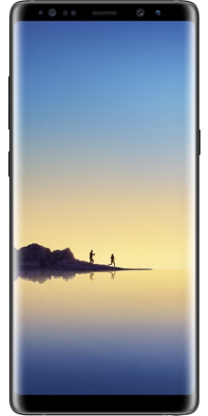 Samsung Galaxy Note 8 Datenblatt - Foto des Samsung Galaxy Note 8