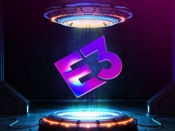 Das Logo der E3 Gamingmesse.