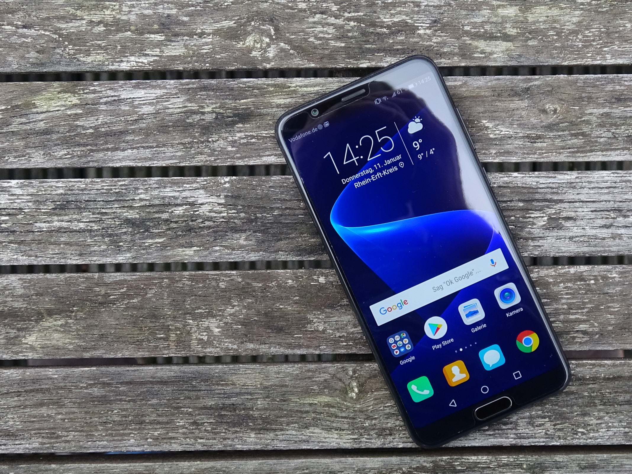 Honor View 10 im Test