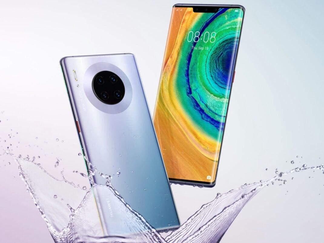Huawei Mate 30 (Pro) geleaked: So sehen die Smartphones aus