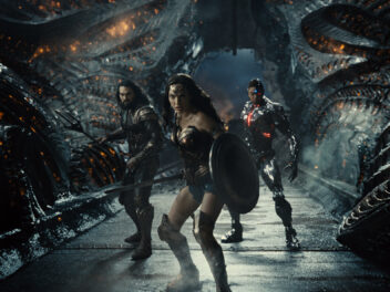 Justice League Filmszene