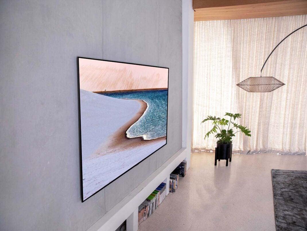 LG Gallery Design