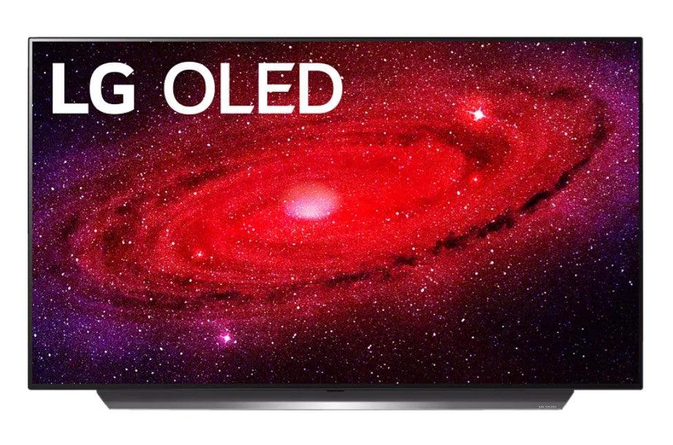 Der Smart TV LG OLED