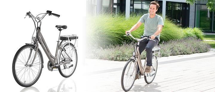 Leopard Citybike E-Bike