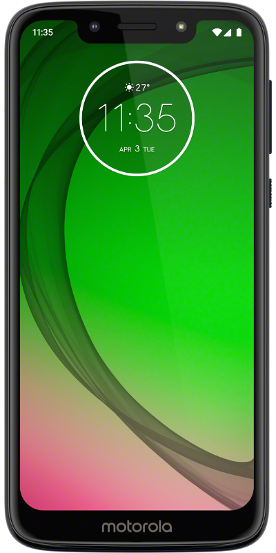 Bild des Motorola Moto G7 Play