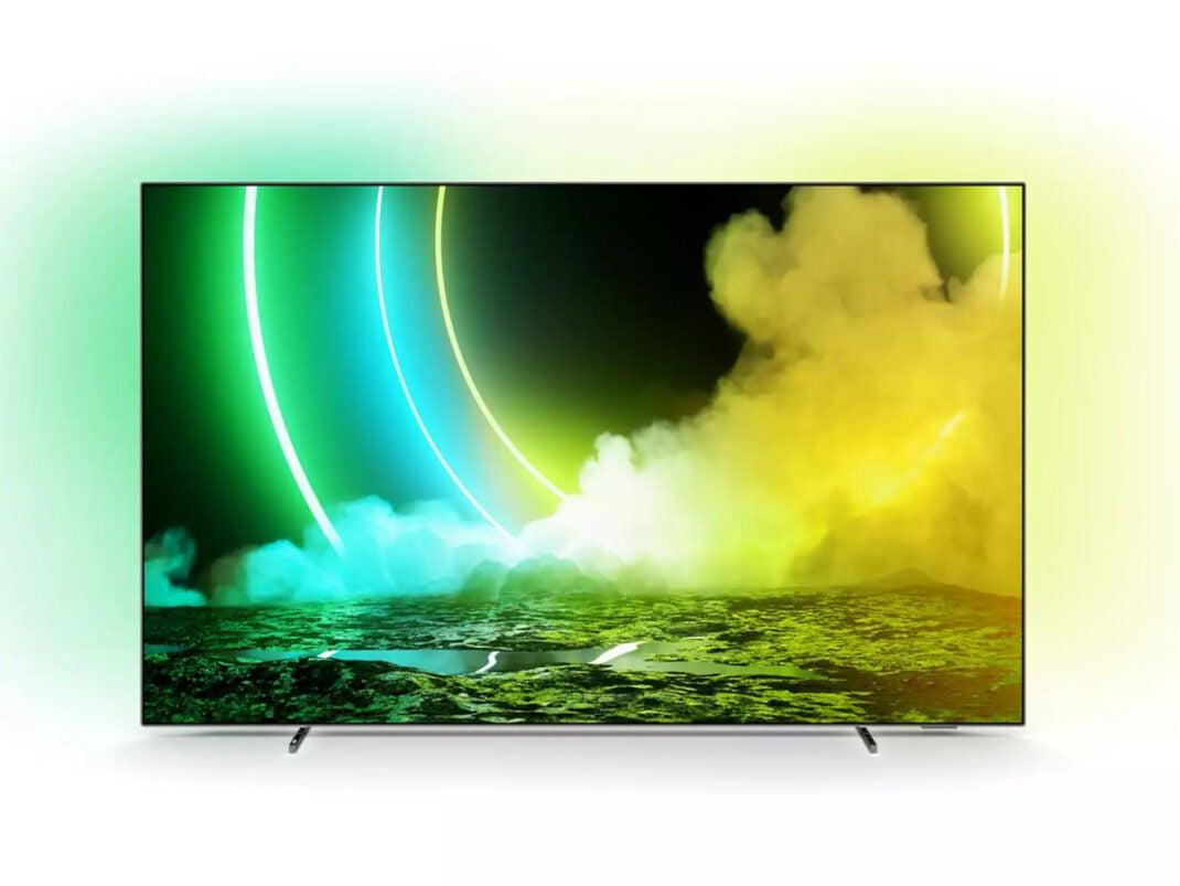 Philips Ambilight TV 65OLED705/12