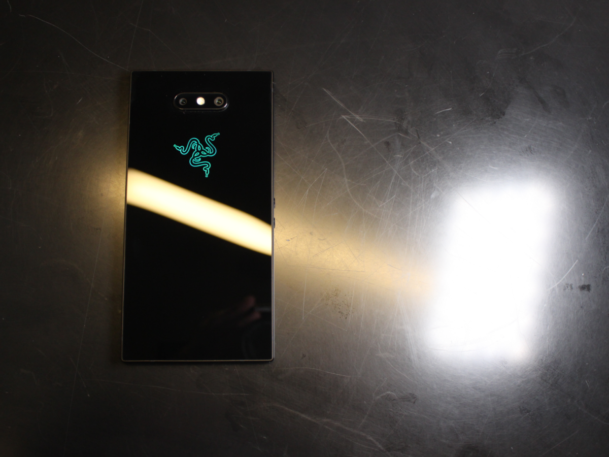 Das Razer Phone 2 im Hands-On