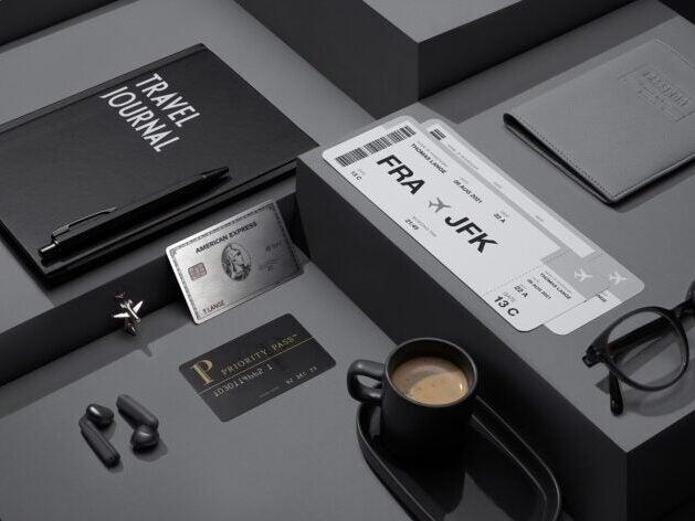 Vorteile genießen mit der American Express Platinum Card