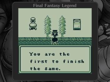 """Final Fantasy SaGa Kollektion"""