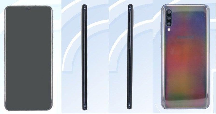 Samsung Galaxy A70 Gerücht