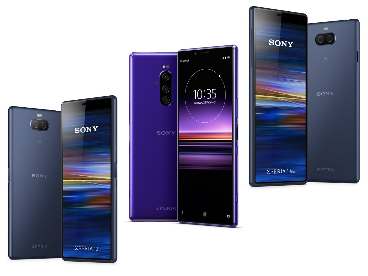 Sony Handys 2019