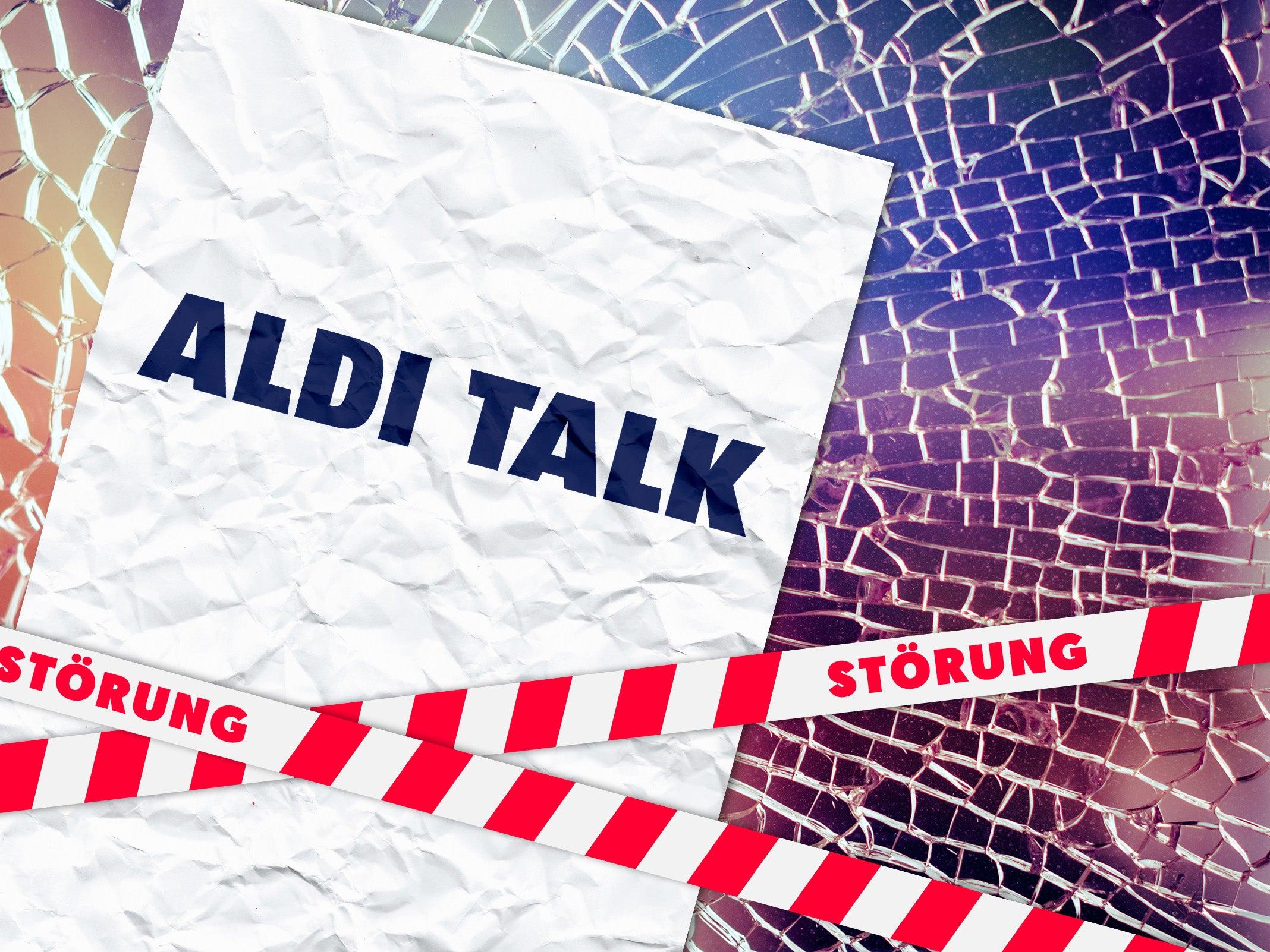 Störung bei Aldi Talk