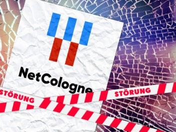 Störung bei NetCologne
