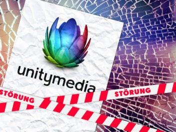 Störung bei Unitymedia