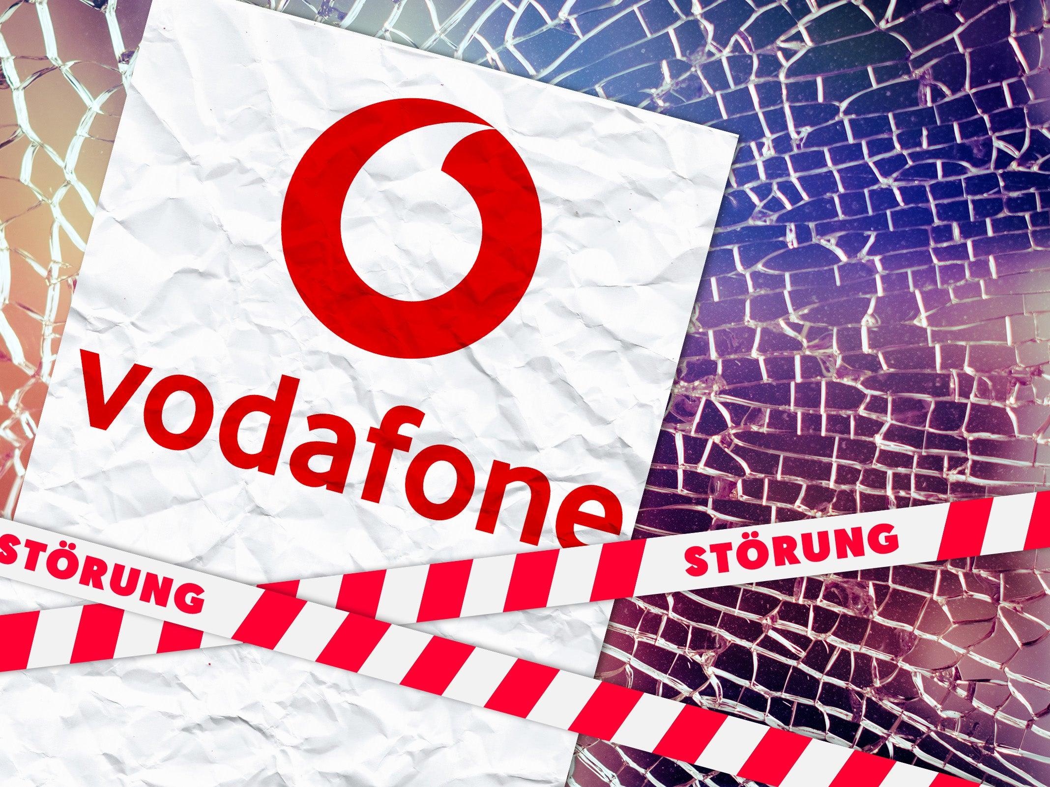 vodafone störungsdienst telefonnummer