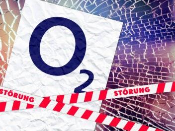 Störung bei O2