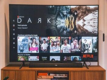 Stromkosten am Fernseher