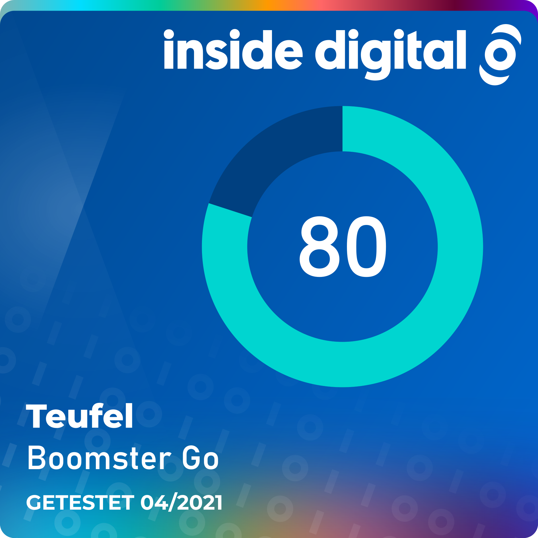 Teufel Boomster Go im Test
