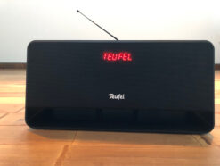 Teufel Boomster 2017 Bluetooth Lautsprecher in Retrooptik