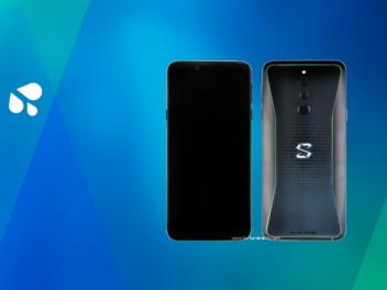 Das erste Bild des Xiaomi Black Shark 2