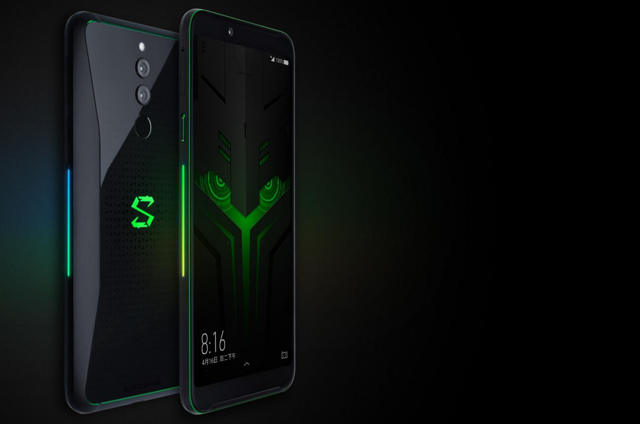 Blackshark Helo vorgestellt: Xiaomis neues Gaming-Smartphone ist da