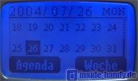 A100 - Kalender