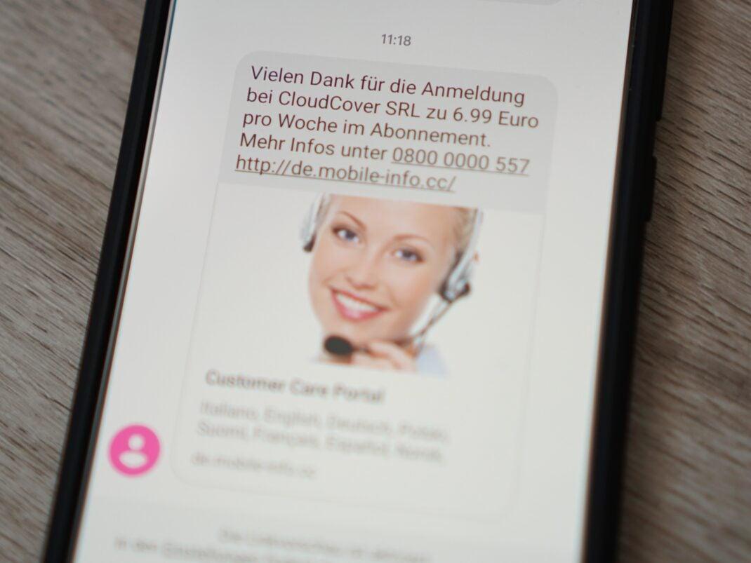 Abofalle Handy: Die Tricks der Drittanbieter und was du dagegen tun kannst