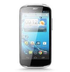 ACER Liquid E1 Duo Datenblatt - Foto des ACER Liquid E1 Duo