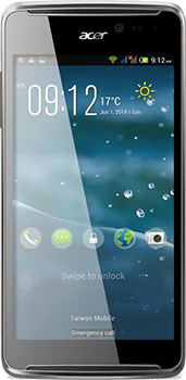 ACER Liquid E600 Plus  Datenblatt - Foto des ACER Liquid E600 Plus
