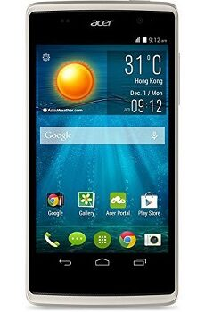 ACER Liquid Z500 Plus Datenblatt - Foto des ACER Liquid Z500 Plus