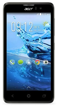 ACER Liquid Z520 Plus Datenblatt - Foto des ACER Liquid Z520 Plus