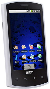 ACER Liquid Datenblatt - Foto des ACER Liquid